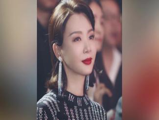 42岁的陈数穿旗袍 依然那么优雅迷人!