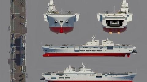 中国海军进入全球化时代