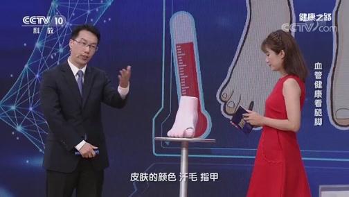 《健康之路》 20190911 血管健康看腿脚