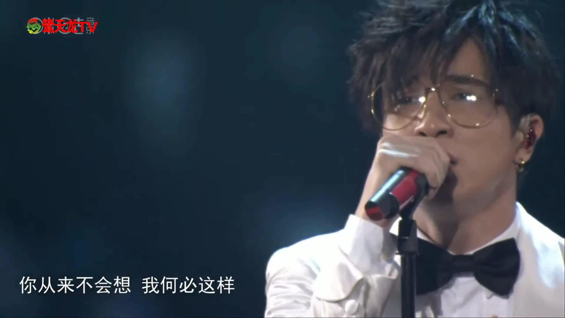 第十一届音乐盛典咪咕汇:薛之谦《刚刚好》
