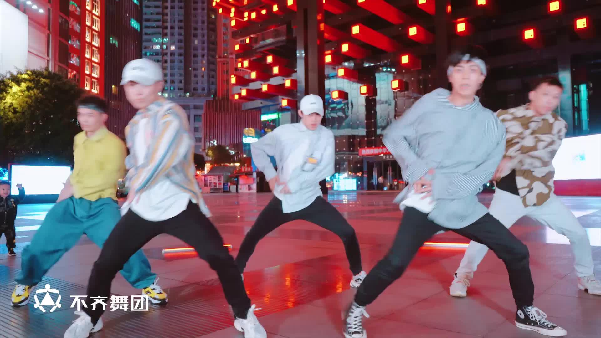 BTS《血汗泪》舞蹈翻跳,阿米们来收作业啦