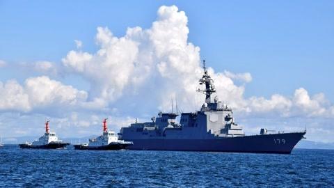 摩耶号开启第五次海试