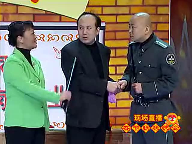 赵本山《送水工》