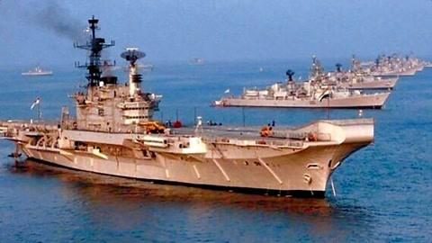 印度海军力量到底如何?