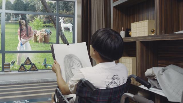 《陈翔六点半》第170集 完美女神恋上瘫痪画家