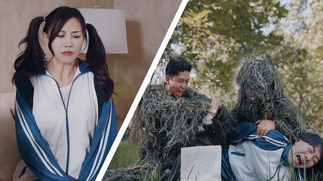 《陈翔六点半》第178集 欺负女同学算什么东西,有本事别交作业!