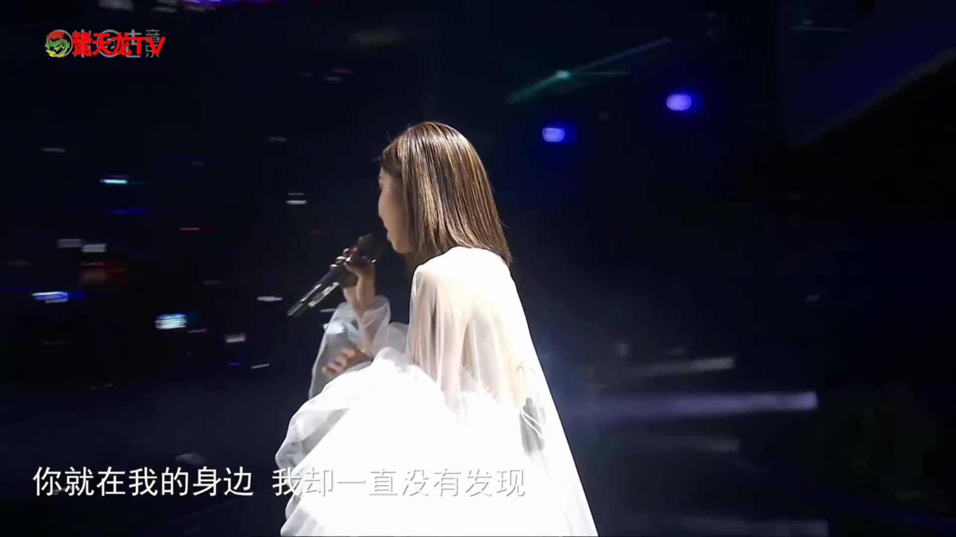 第十一届音乐盛典咪咕汇:邓紫棋《盲点》