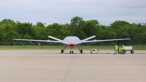 美军MQ25完成首飞测试