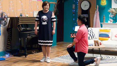 第12期:马苏爆笑变丈母娘