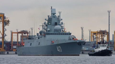 中俄谁才是全球第2强海军?俄专家说出大实话,饱含了太多无奈