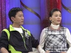 曝桑兰黄健恋情细节 老公遭诽谤情绪失控