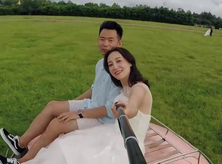 牛肉夫妻清迈拍婚纱vlog