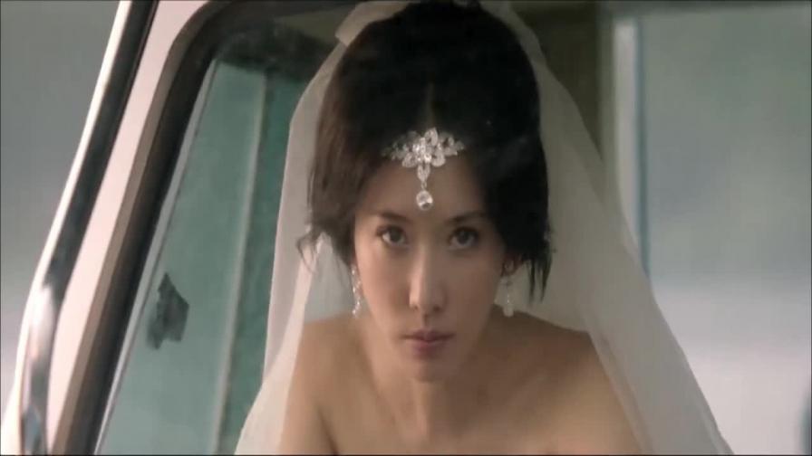 富春山居图:林志玲身穿新娘装,下手却如此狠辣!