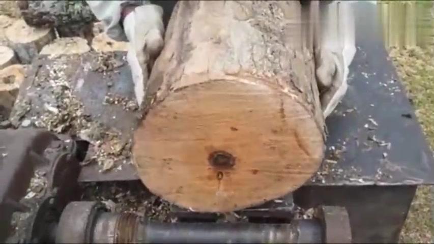 什么样的木头到它跟前都得碎