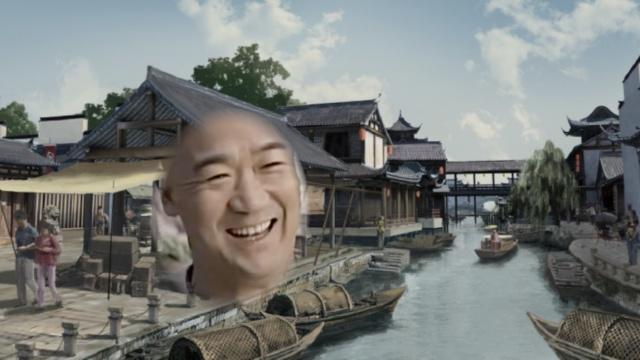 """南京版""""横店""""?华谊兄弟建电影小镇"""