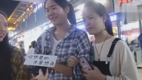 街头采访周润发刘德华和周星驰你喜欢哪一个?妹子们的回答一边倒
