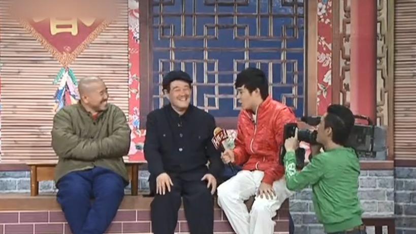 赵本山、刘能经典小品《捐助》太好笑了