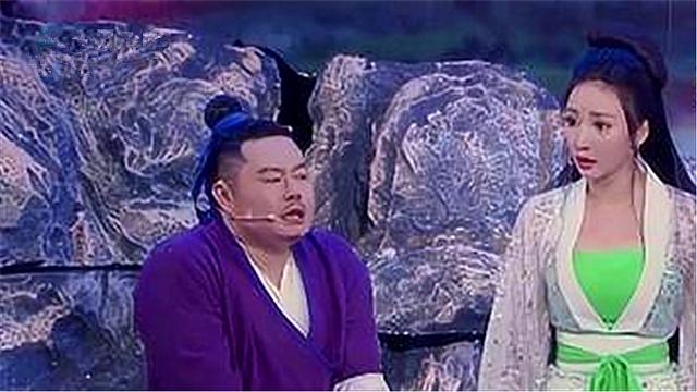 """爆笑小品:柳岩放""""神秘大招""""爆笑演绎江湖爱恨情仇"""