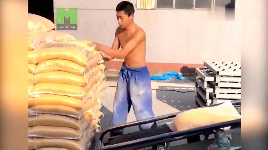 熟练工人 令人难以置信的 超级技能工人