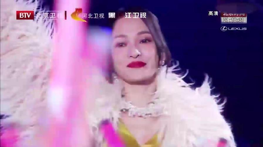 张韶涵演唱经典歌曲《欧若拉》,余音袅袅,听了3遍都不过瘾!