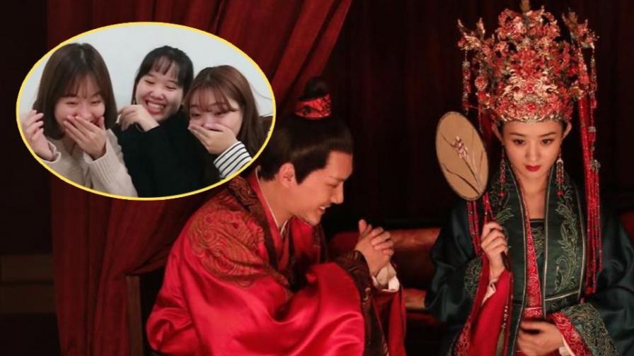 终于轮到韩国人追中国剧了!3部在海外爆红的古装剧,网友:真牛