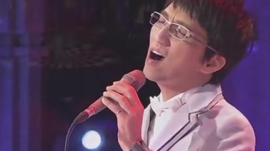 林志炫才是真正的歌王!连续高音惊艳全场,神级唱功太厉害了!
