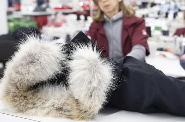 奇迹私服格斗家加点加拿大奢侈羽绒服竟成危险品?多名行人街头当场被扒,险被冻死