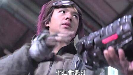 电影:洪金宝把拳神手套传给小伙,他的生命立马终结,一秒都不多