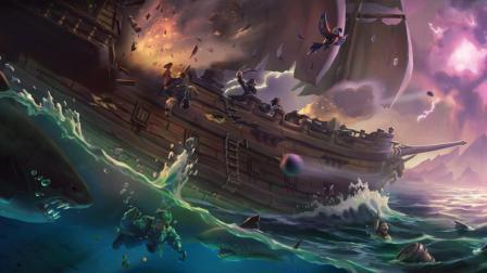 《盗贼之海》玩家突破200万 成Win10最畅销第一方游戏