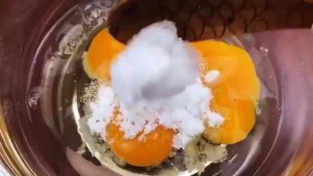 3个鸡蛋1碗面在家做小零食