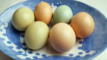 早餐吃鸡蛋,一次做6个,不用面粉不用煮,简单美味,孩子喜欢