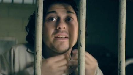 所有人都被传染了,小伙一人被锁在监狱里