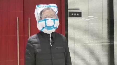 河南企业研发新型隔离帽 让抗击新冠肺炎最美勒痕消失