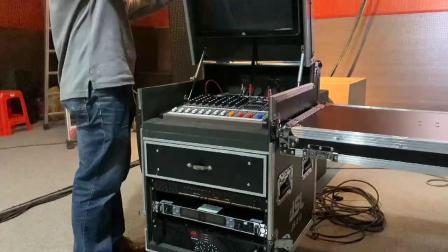 JSL爵士龙音响文化下乡设备使用教程
