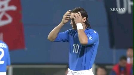 2002年日韩世界杯韩国对意大利