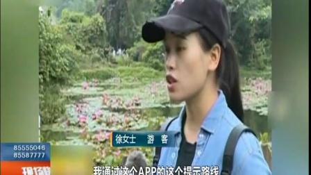云南:旅游APP扫一扫 景区信息全知道现场快报20181007 高清