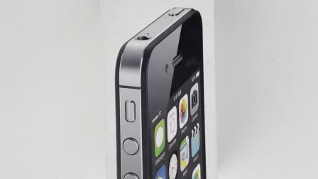 iOS 7 iPhone 4s开箱!