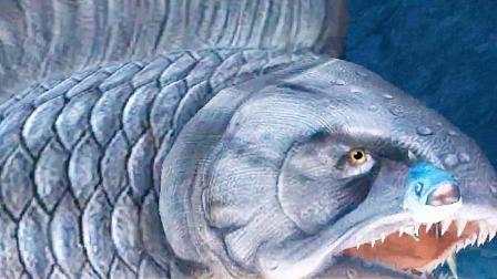 侏罗纪世界499纳博格米努斯鱼, 战斗继续, VIP传奇龙 小鸢解说