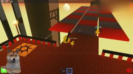 Roblox鸭子大乱斗:可爱的小黄鸭要刀剑相向!看谁先把对方捅漏气