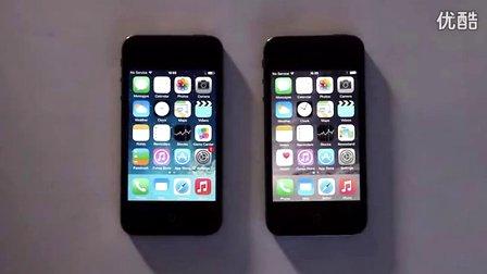 【视频】iPhone 4S升级8卡不卡:4S运行iOS  VS iOS 大对比