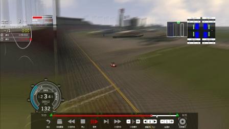 神力科莎 法拉利599XX EVO戴通纳24小时赛道