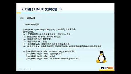 11LINUX文件管理下