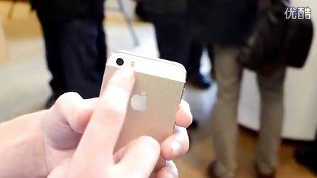 iPhone 5s 上手视频