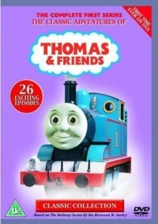 托马斯和他的朋友们第1季