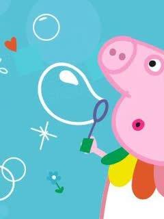 小猪佩奇第八季上季剧照