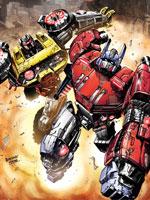 变形金刚之救援机器人第一季