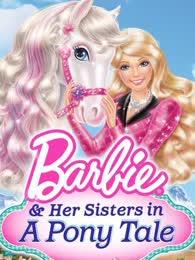 芭比姐妹与小马系列剧照