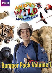 安迪的野外冒险第一季剧照