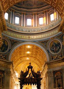 梵蒂冈的神秘面纱剧照
