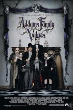 亚当斯一家的价值观